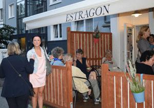 estragon frankfurt eröffnung